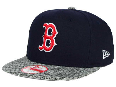 Boston Red Sox New Era MLB Premium 9FIFTY Snapback Cap