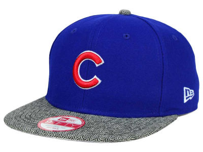 Chicago Cubs New Era MLB Premium 9FIFTY Snapback Cap