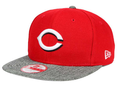 Cincinnati Reds New Era MLB Premium 9FIFTY Snapback Cap