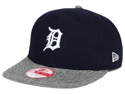 Detroit Tigers New Era MLB Premium 9FIFTY Snapback Cap