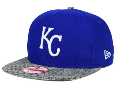 Kansas City Royals New Era MLB Premium 9FIFTY Snapback Cap