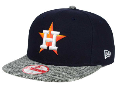 Houston Astros New Era MLB Premium 9FIFTY Snapback Cap