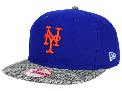 New York Mets New Era MLB Premium 9FIFTY Snapback Cap