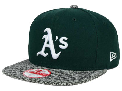 Oakland Athletics New Era MLB Premium 9FIFTY Snapback Cap