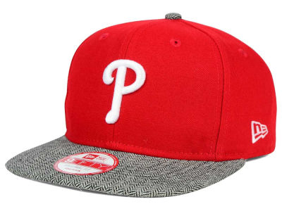 Philadelphia Phillies New Era MLB Premium 9FIFTY Snapback Cap