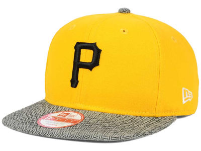 Pittsburgh Pirates New Era MLB Premium 9FIFTY Snapback Cap