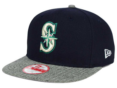 Seattle Mariners New Era MLB Premium 9FIFTY Snapback Cap
