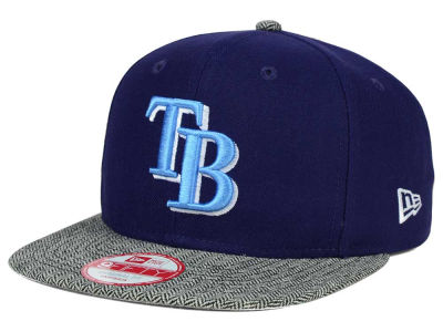 Tampa Bay Rays New Era MLB Premium 9FIFTY Snapback Cap