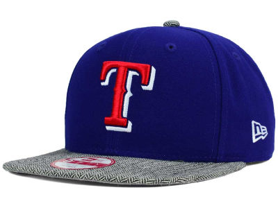 Texas Rangers New Era MLB Premium 9FIFTY Snapback Cap