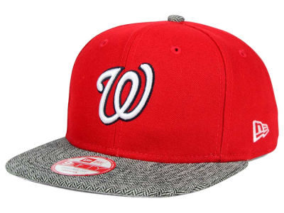 Washington Nationals New Era MLB Premium 9FIFTY Snapback Cap