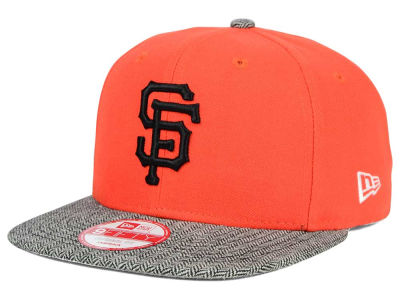 San Francisco Giants New Era MLB Premium 9FIFTY Snapback Cap
