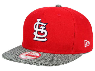 St. Louis Cardinals New Era MLB Premium 9FIFTY Snapback Cap