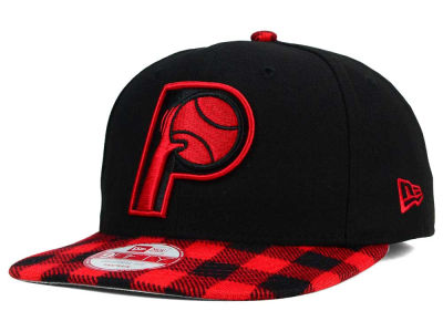 Indiana Pacers New Era NBA HWC Premium 9FIFTY Snapback Cap