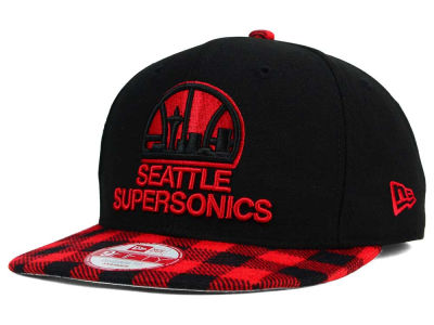 Seattle SuperSonics New Era NBA HWC Premium 9FIFTY Snapback Cap