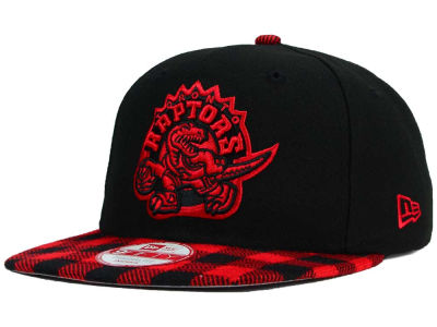 Toronto Raptors New Era NBA HWC Premium 9FIFTY Snapback Cap