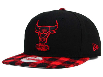 Chicago Bulls New Era NBA HWC Premium 9FIFTY Snapback Cap