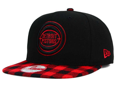 Detroit Pistons New Era NBA HWC Premium 9FIFTY Snapback Cap