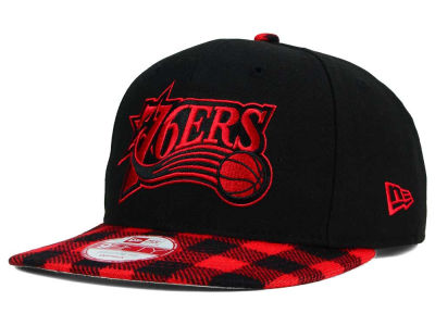 Philadelphia 76ers New Era NBA HWC Premium 9FIFTY Snapback Cap