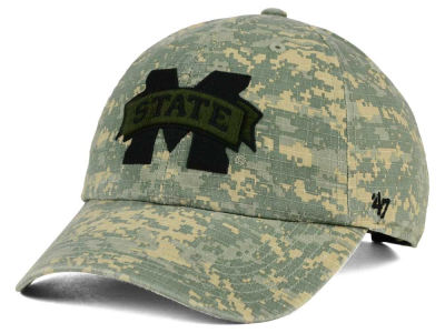 Mississippi State Bulldogs '47 NCAA Operation Hat Trick Nilan '47 CLEAN UP Cap