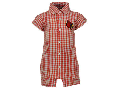 Louisville Cardinals NCAA Infant Brooks Creeper