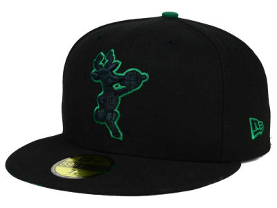 Milwaukee Bucks New Era NBA HWC Pop Flip 59FIFTY Cap
