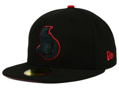 Ottawa Senators New Era NHL Pop Flip 59FIFTY Cap