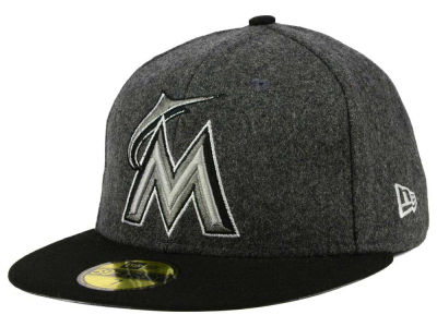 Miami Marlins New Era MLB Shader Melt 59FIFTY Cap