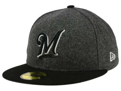 Milwaukee Brewers New Era MLB Shader Melt 59FIFTY Cap