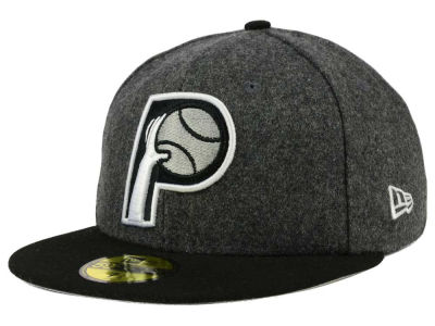 Indiana Pacers New Era NBA HWC Shader Melt 59FIFTY Cap