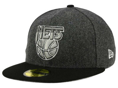 New Jersey Nets New Era NBA HWC Shader Melt 59FIFTY Cap