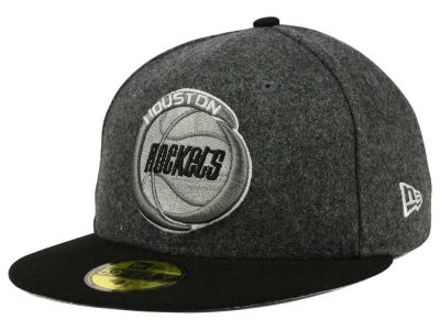 Houston Rockets New Era NBA HWC Shader Melt 59FIFTY Cap