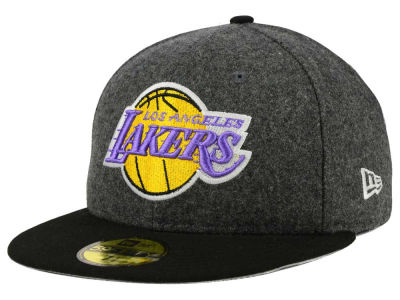 Los Angeles Lakers New Era NBA HWC Shader Melt 59FIFTY Cap