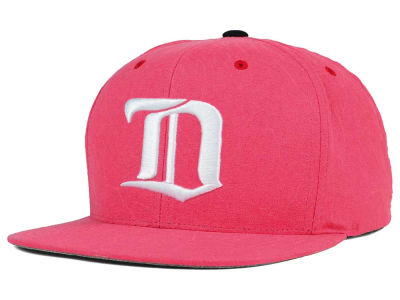 Detroit Red Wings Mitchell and Ness NHL Color Crease Snapback Cap