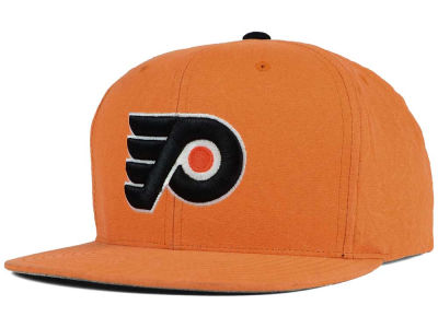 Philadelphia Flyers Mitchell and Ness NHL Color Crease Snapback Cap