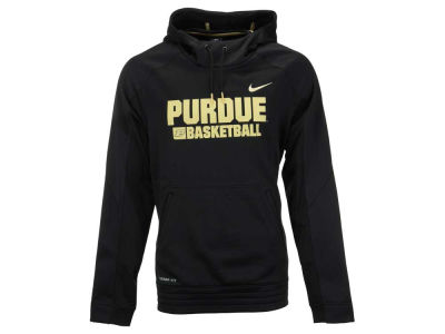 Purdue Boilermakers Nike NCAA Men's Elite Basketball Hoodie