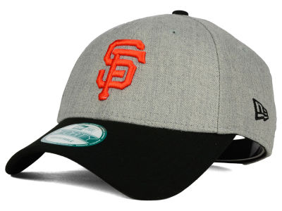 San Francisco Giants New Era MLB League Heather 9FORTY Cap
