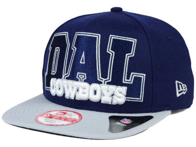 Dallas Cowboys New Era NFL Big City 9FIFTY Snapback Cap