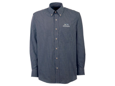 Seattle Seahawks NFL Men's Focus Long Sleeve Button Up Shirt