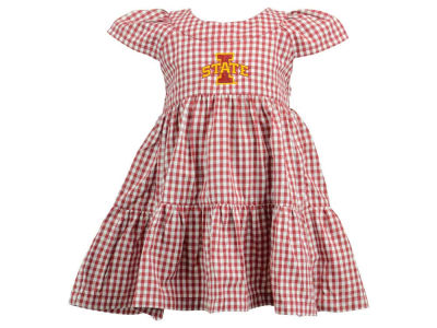 Iowa State Cyclones NCAA Newborn Girls Bridgitte Dress
