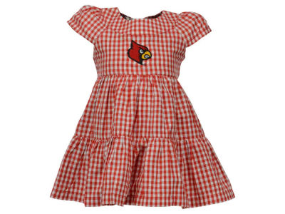 Louisville Cardinals NCAA Newborn Girls Bridgitte Dress