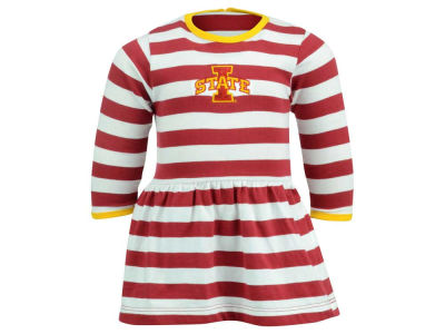 Iowa State Cyclones NCAA Newborn Girls Ariana Dress