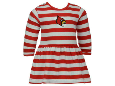 Louisville Cardinals NCAA Newborn Girls Ariana Dress