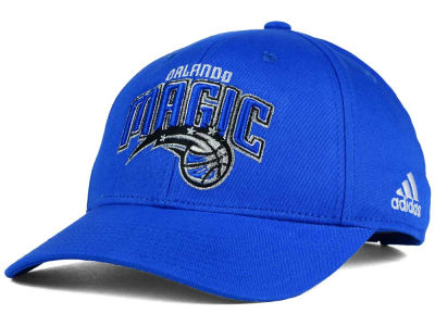 Orlando Magic adidas NBA Structured Basic Adjustable Cap