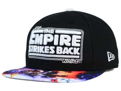 The Empire Strikes Back Star Wars Viza Print 9FIFTY Snapback Cap