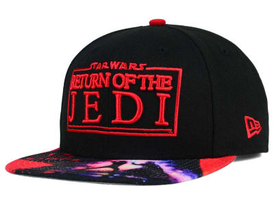 Return of the Jedi Star Wars Viza Print 9FIFTY Snapback Cap