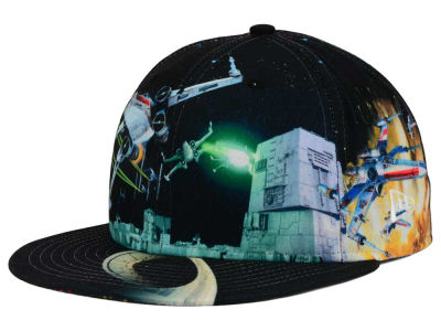 A New Hope Star Wars All Over Battle 59FIFTY Cap