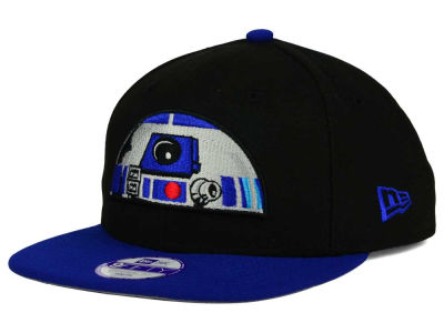 R2D2 Star Wars Youth Headshot 9FIFTY Snapback Cap
