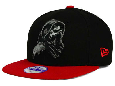 Kylo Ren Star Wars Youth Headshot 9FIFTY Snapback Cap