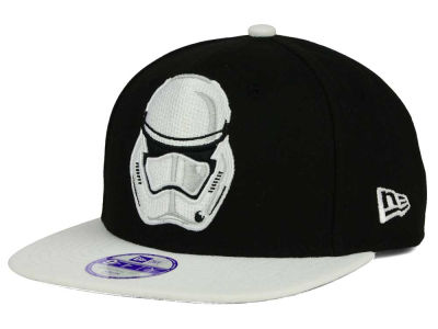 Stormtrooper Star Wars Youth Headshot 9FIFTY Snapback Cap