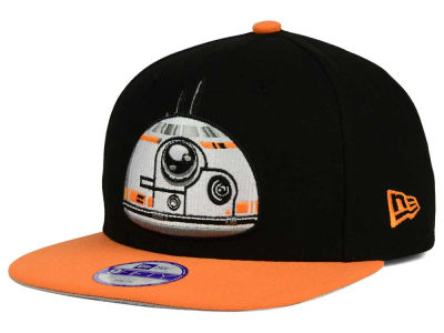 BB8 Star Wars Youth Headshot 9FIFTY Snapback Cap